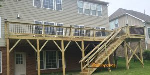 2nd Story Deck