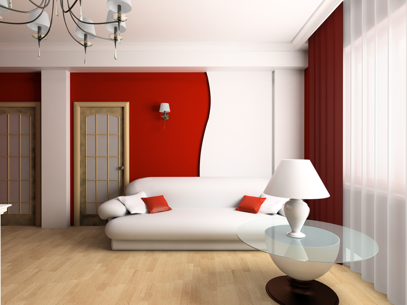 Go Bold with Interior House Color