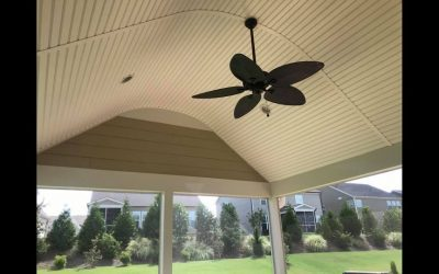 Curved Ceiling Roof