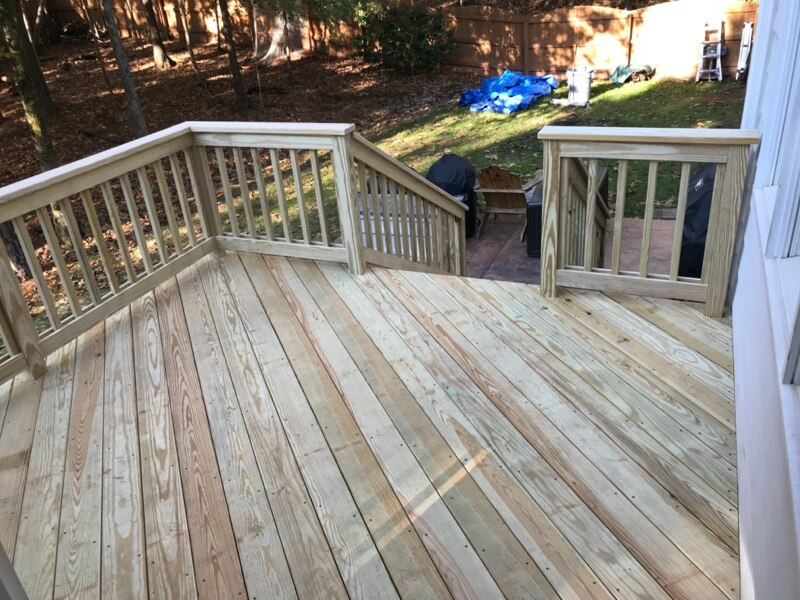 How Much Does it Cost to Build that Deck?