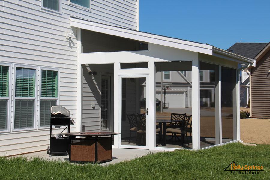 Porch vs Deck vs Patio