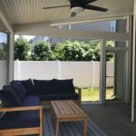 Screened Deck - Holly Springs Builders
