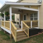 Deck addition - renovation