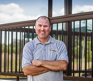 Matt Brush, Owner of Holly Springs Builders in Holly Springs North Carolina